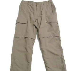 The North Face Men's zip shorts Pants Medium